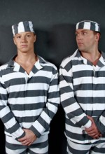 men in jail