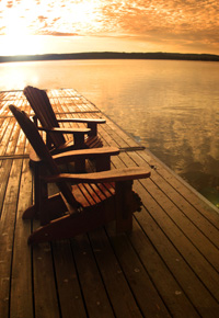 durable natural wood decking