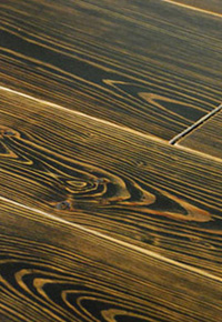 Rehmeyer Reclaimed Heart Pine Flooring