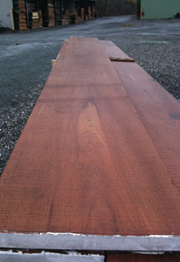 Wide Spanish Cedar boards