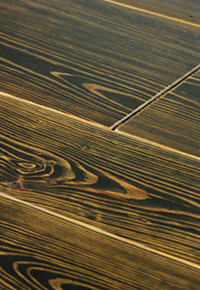 Rehmeyer Extreme Custom Floors: Reclaimed Antique Wide Plank Heart Pine Flooring