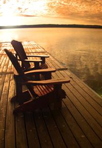 durable natural wood decking