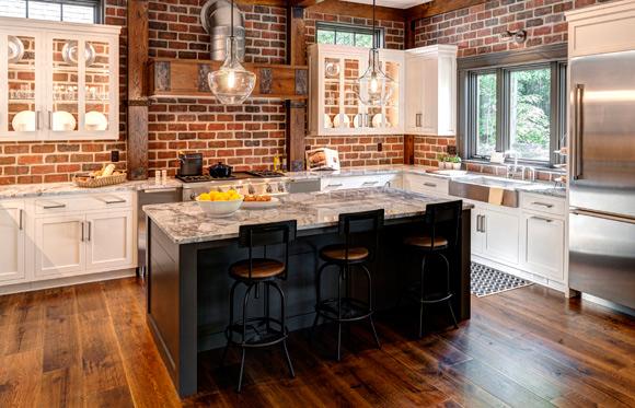 pennsylvania street of dreams kitchen with rehmeyer flooring